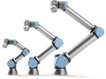UR e-Series Collaborative Robots