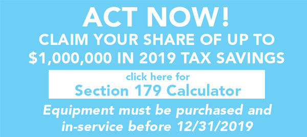 Section 179 Tax Break